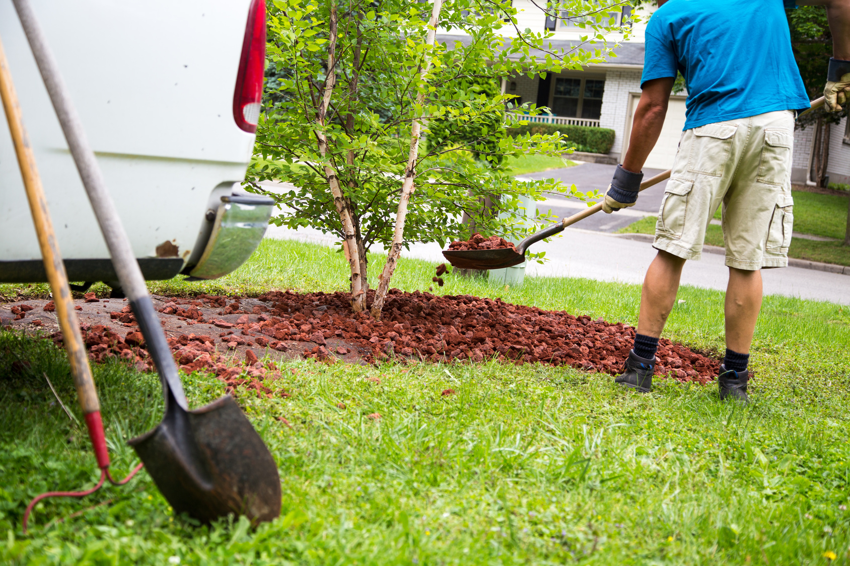 How to find a landscaping company