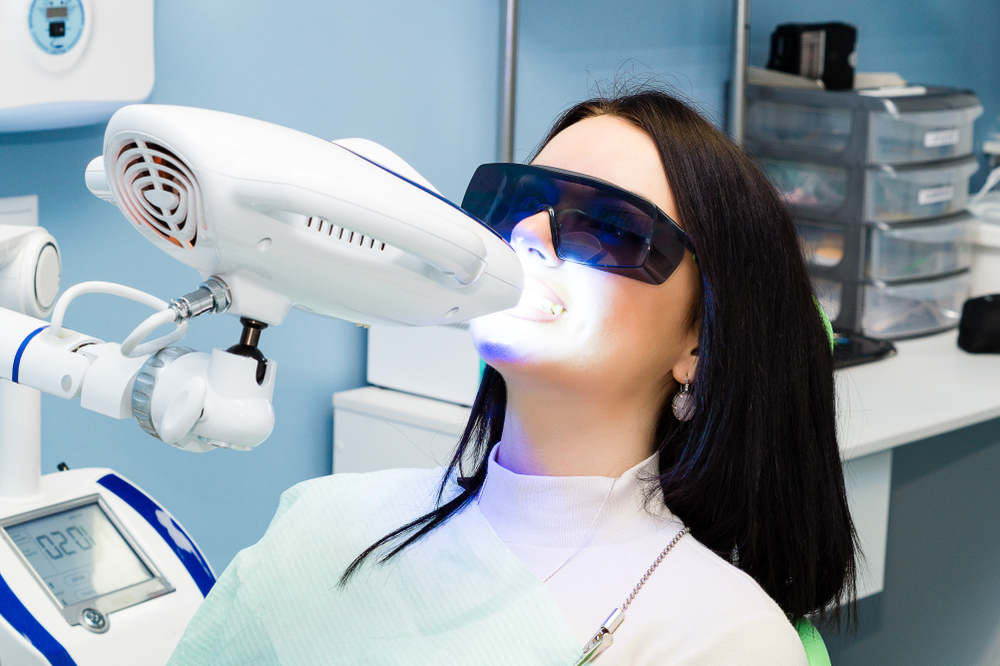 All Guide to Laser teeth whitening treatment